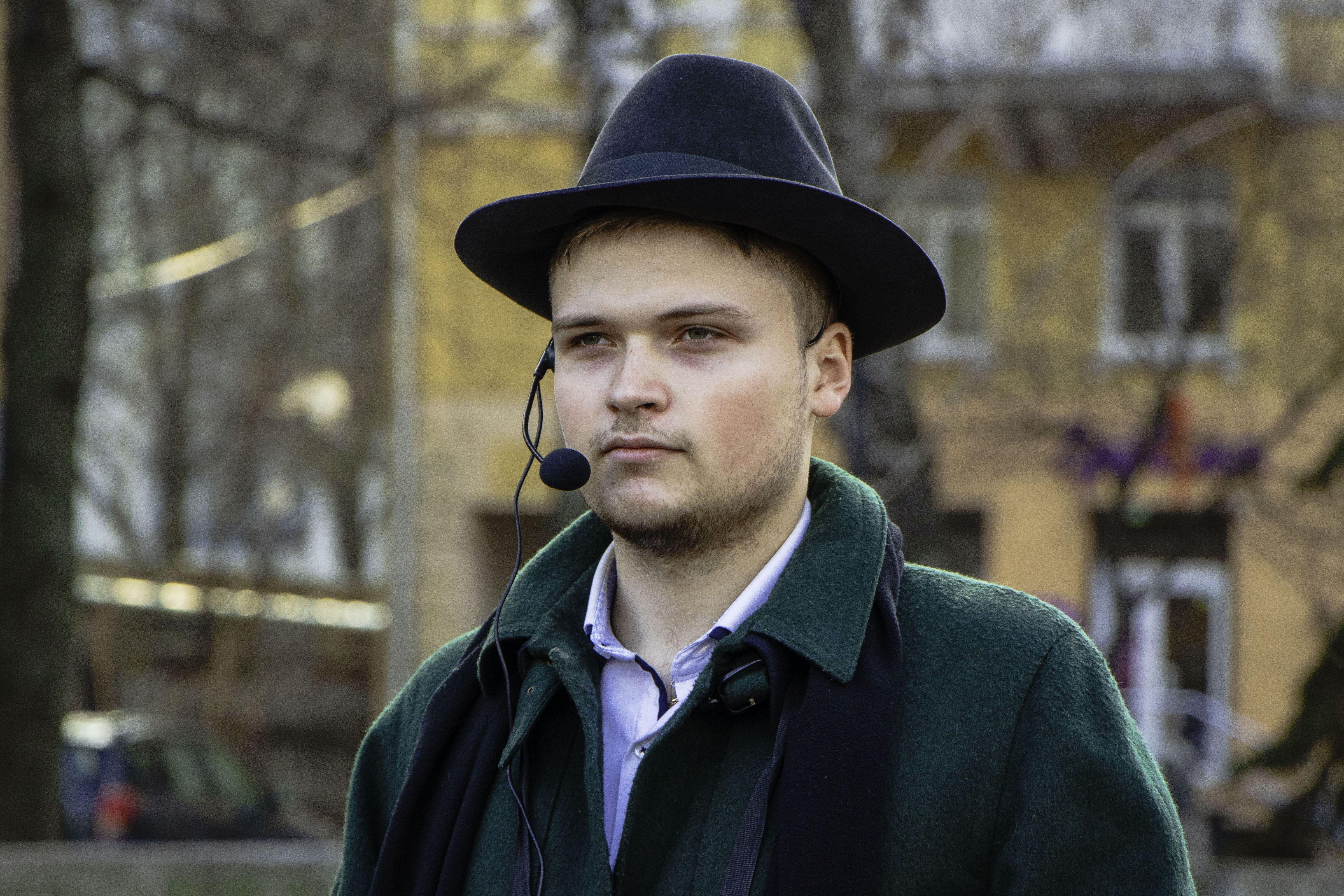 Новости Днепра про В Днепре провели костюмированную историческую экскурсию