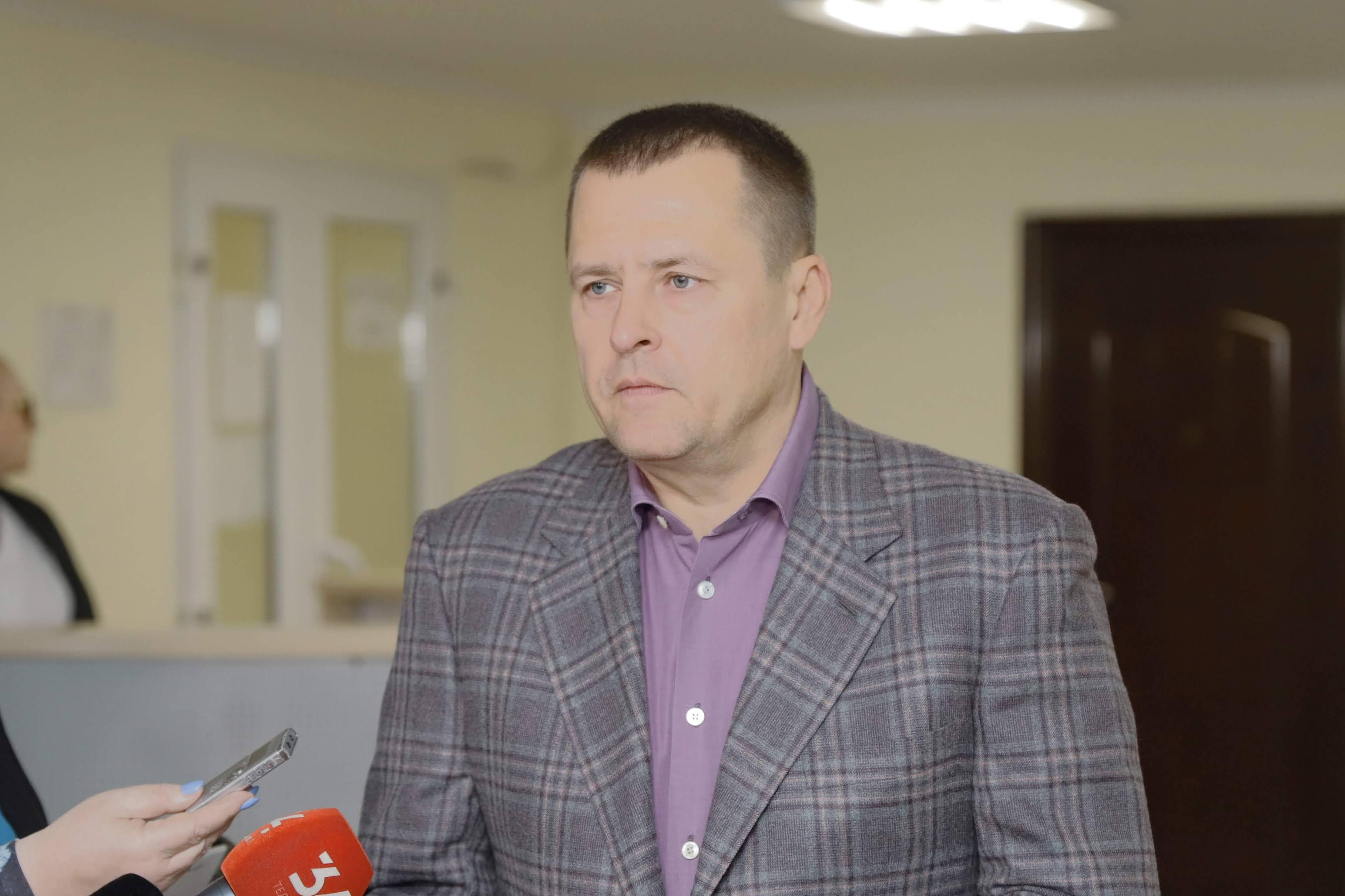 Филатов рассказал о поддержке больниц. Новости Днепра