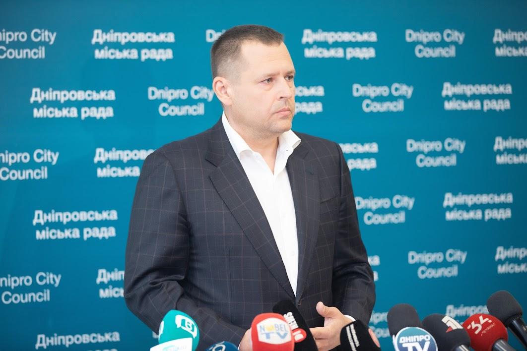 Филатов о средствах на автономизацию школ города. Новости Днепра