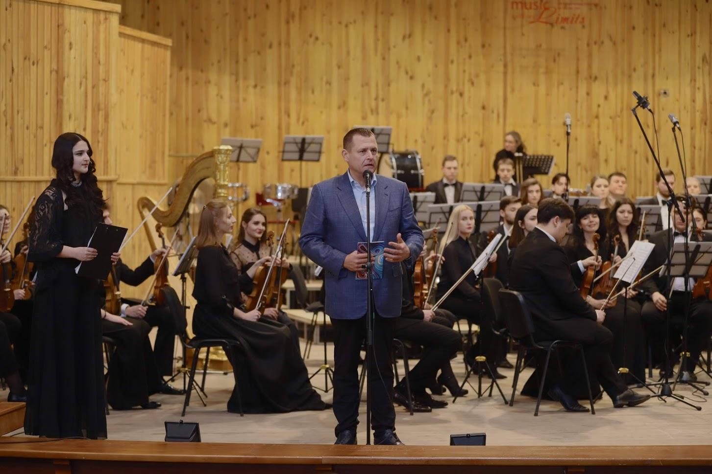 Борис Филатов открыл Европейский музыкальный форум. Новости Днепра