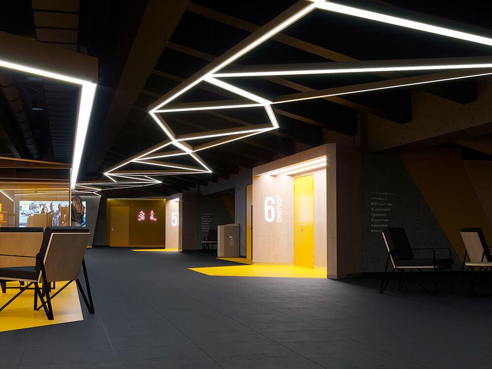В Днепре откроется кинотеатр «Планета Кино». Новости Днепра