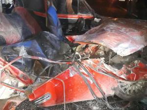 ДТП под Днепром: погиб пассажир. Новости Днепра