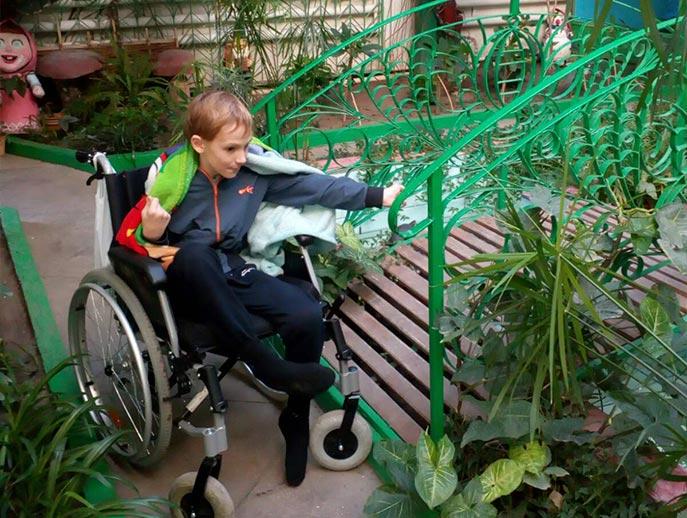 Новости Днепра про Никите нужна реабилитация после тяжелой травмы, полученной в игре со сверстниками