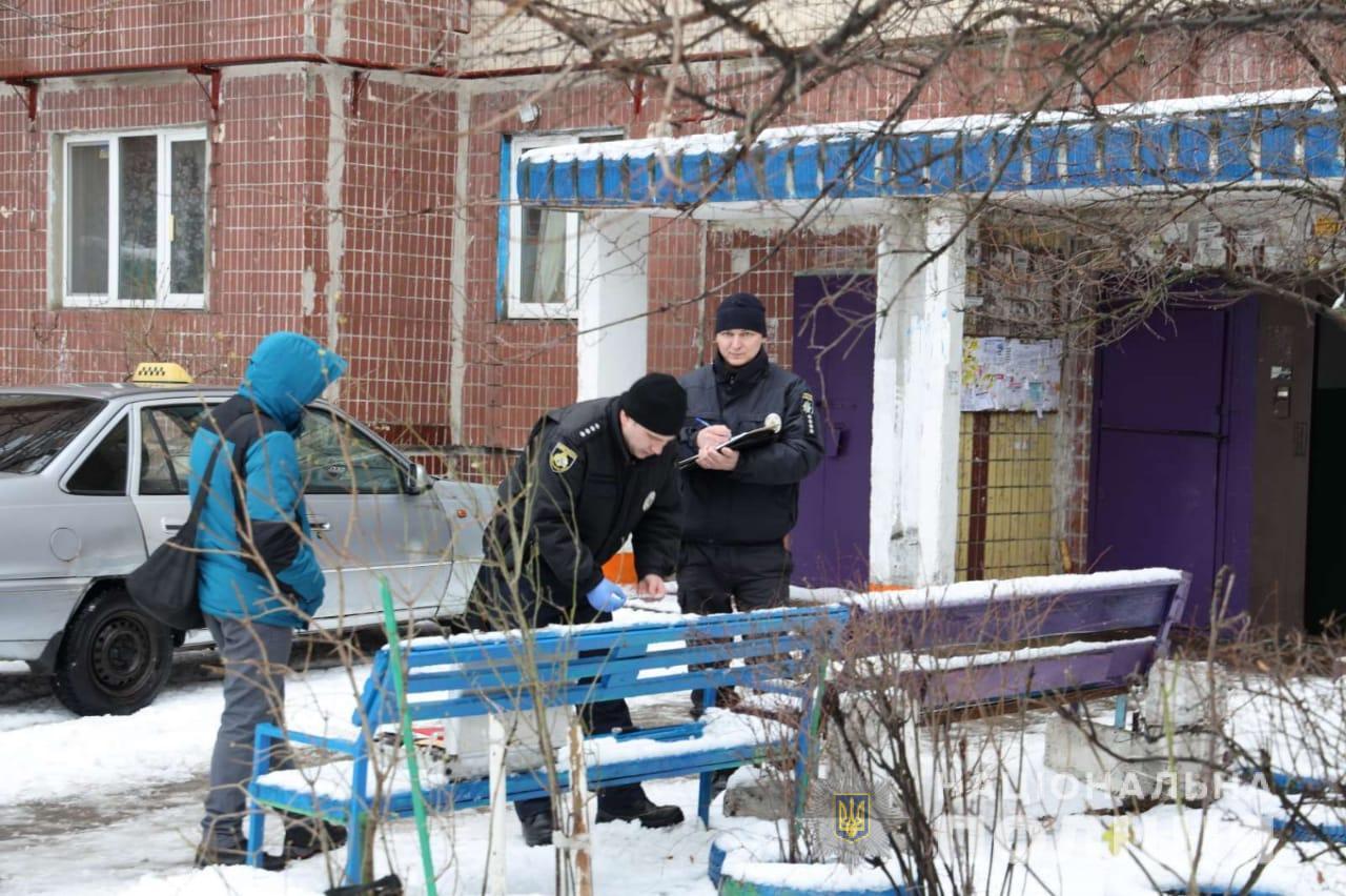 Мужчина зарезал знакомого и устроил погоню с полицией. Новости Днепра
