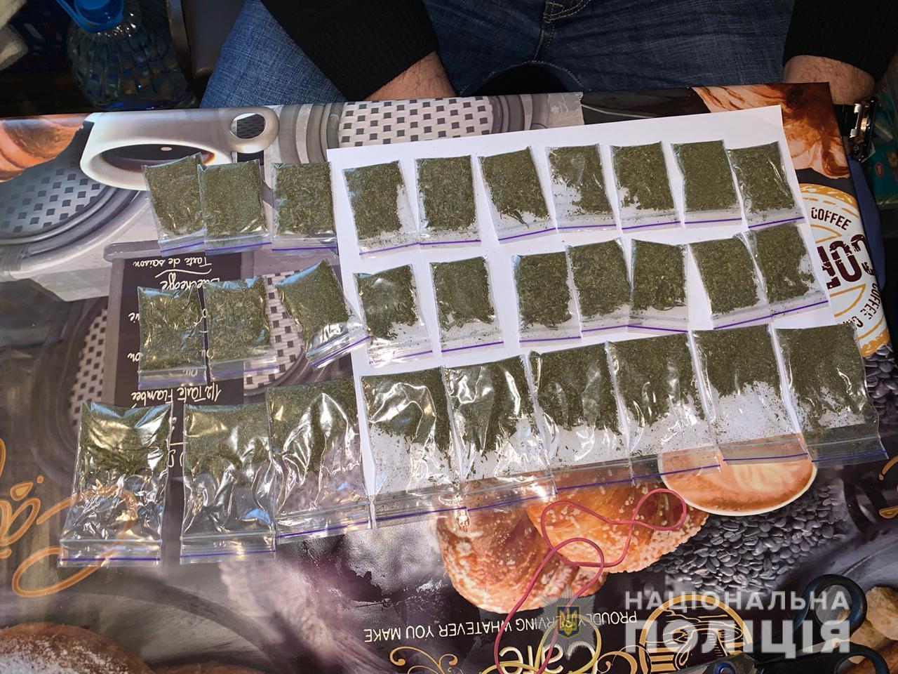 В Днепре разоблачили преступную наркогруппировку. Новости Днепра