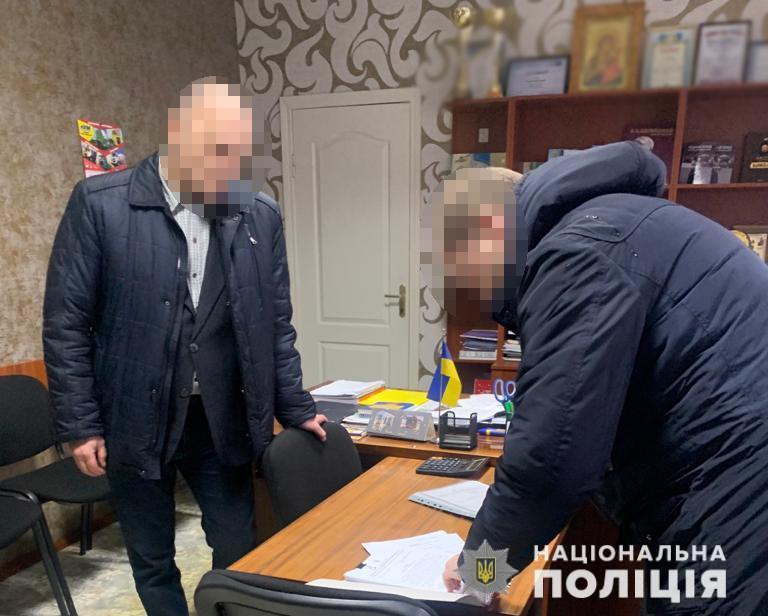 Городской глава попался на взятке в 10 тысяч долларов. Новости Днепра