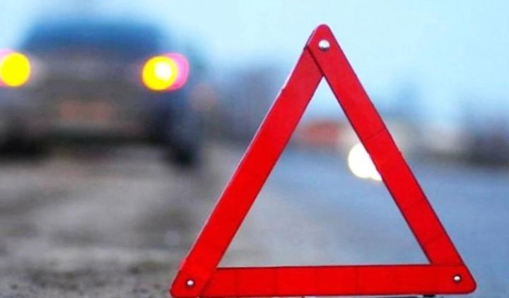 Авария: автомобиль столкнулся с трамваем. Новости Днепра
