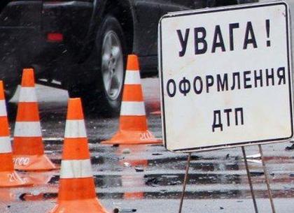 Произошло ДТП с пострадавшим. Новости Днепра