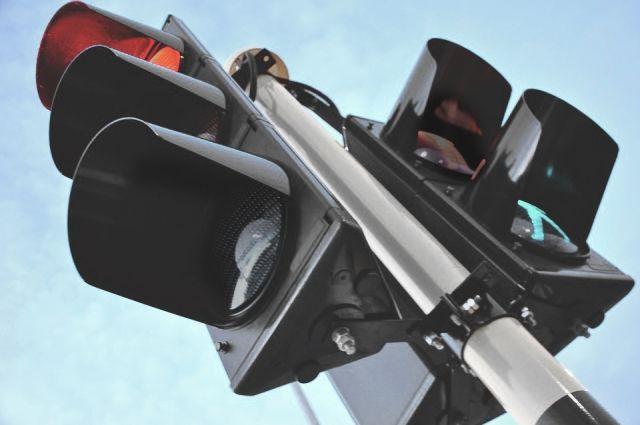 В Днепре не работают светофоры. Новости Днепра