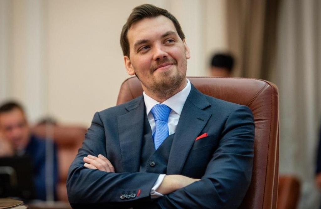 Митинги и массовка на ТВ: «темное прошлое» премьера Алексея Гончарука. Новости Украины