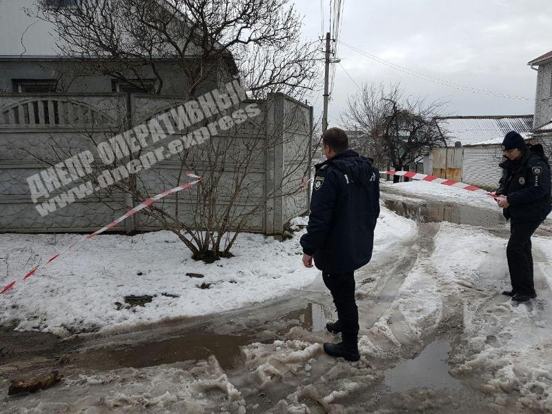 На вулиці делегатський в Дніпрі стався вибух. Новини Дніпра