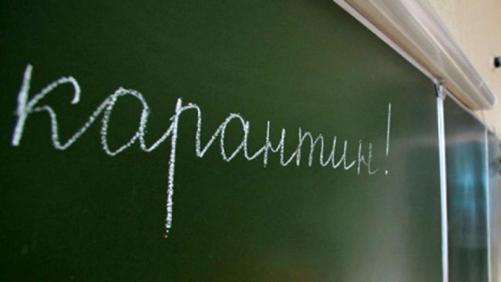 Карантин в Днепре: из-за гриппа закрыты 535 классов. Новости Днепра