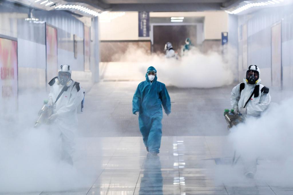 Коронавирус: 565 человек умерли, часть зараженных вылечили. Новости мира
