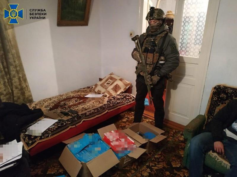 СБУ блокировала сеть «ботоферм», которую поддерживали из России. Новости Украины