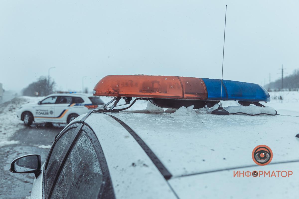 Под Днепром снова закрыли объездную. Новости Днепра