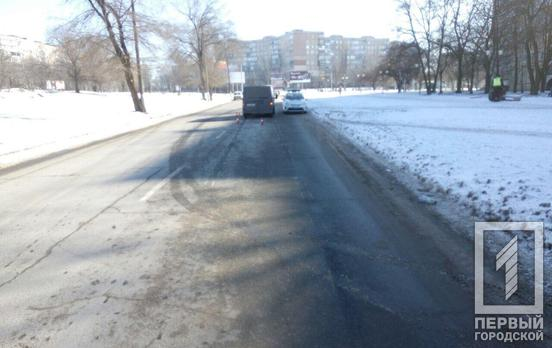 Пожилая женщина попала в ДТП. Новости Днепра