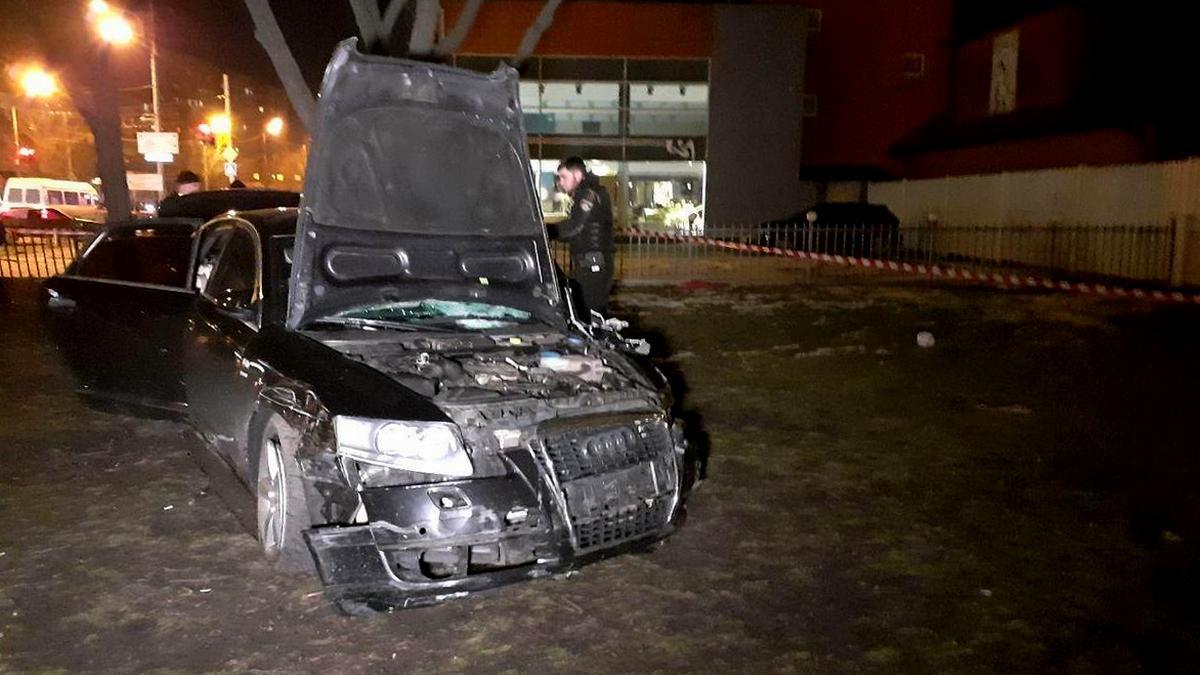 В Днепре при погоне полиции авто влетело в людей на переходе: погиб мужчина. Новости Днепра