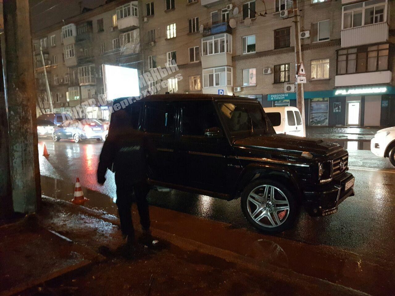 Полиция, крики и погоня: неизвестные устроили перестрелку на оживленной улице Днепра. Новости Днепра
