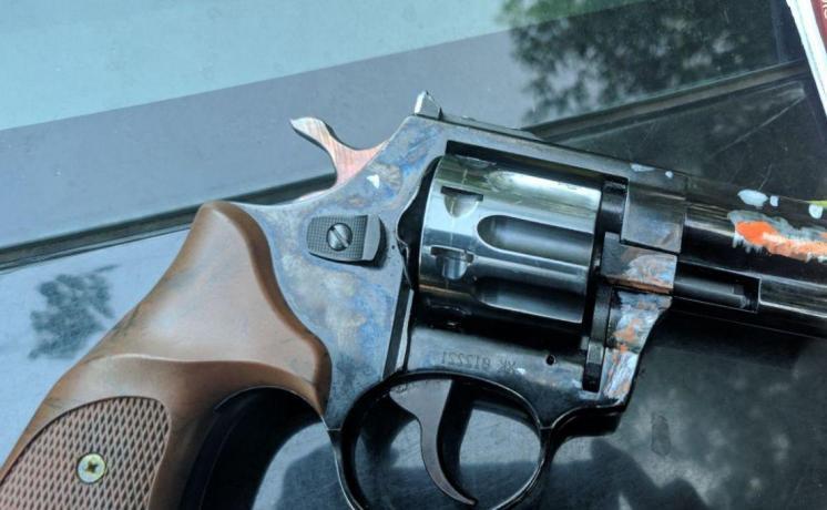 Под Днепром осужденный застрелил конвоира: дело направлено в суд. Новости Днепра