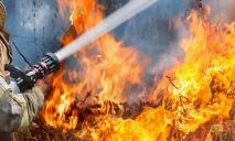 Огонь охватил полностью: в парке загорелся детский аттракцион