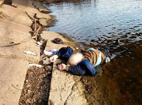 Найдено тело: из реки достали труп мужчины. Новости Днепра
