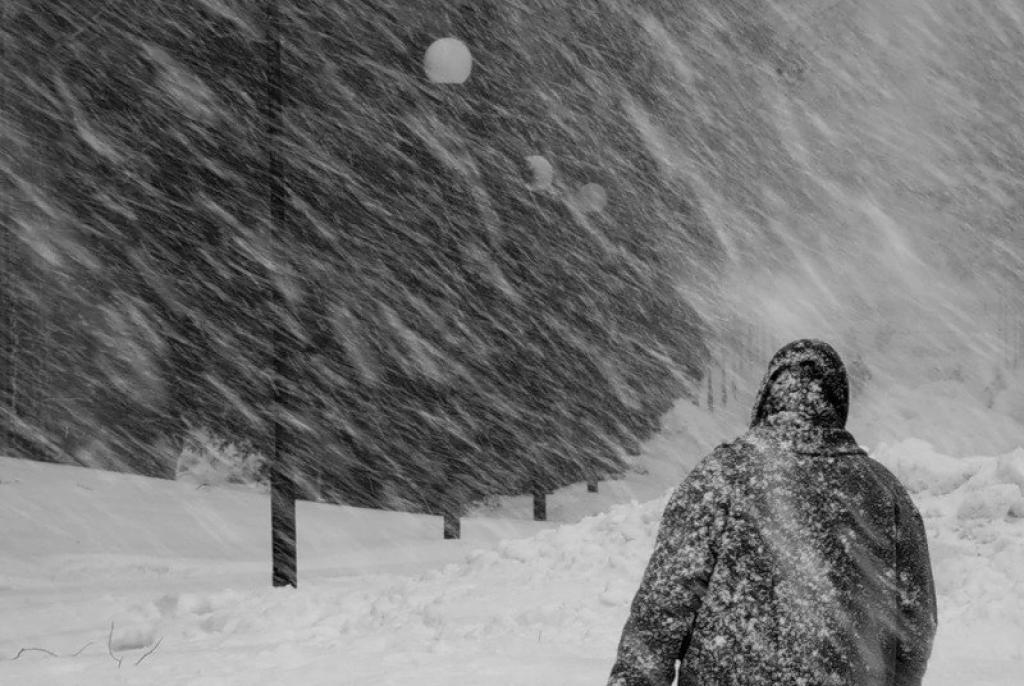Снег, морозы и гололед: в Днепре и области ухудшается погода. Новости Днепра