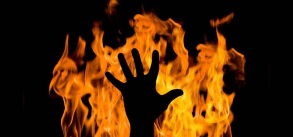 Жестокая расправа: в Днепре избили и заживо сожгли мужчину. Новости Днепра