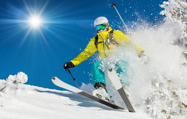 На лыжах по асфальту: как в Днепре радуются зиме. Новости Днепра