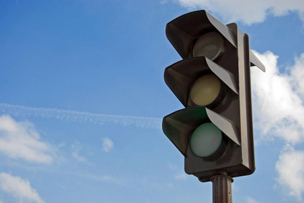 В Днепре из-за непогоды не работают светофоры. Новости Днепра