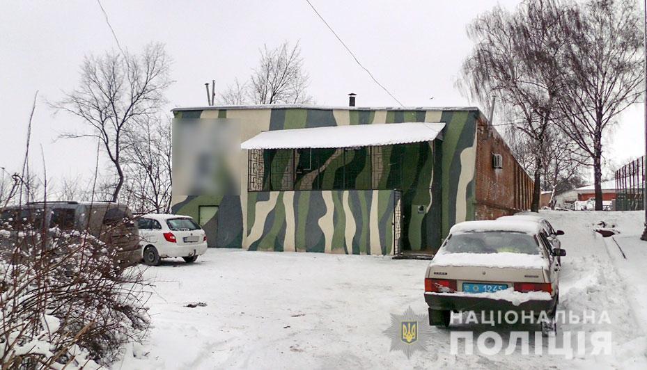 18-летняя днепрянка застрелила инструктора в тире. Новости Днепра