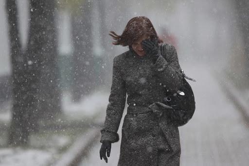 В Днепре объявлено штормовое предупреждение. Новости Днепра