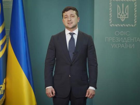 Беспорядки в Новых Санжарах. Зеленский записал видеообращение. Новости Украины