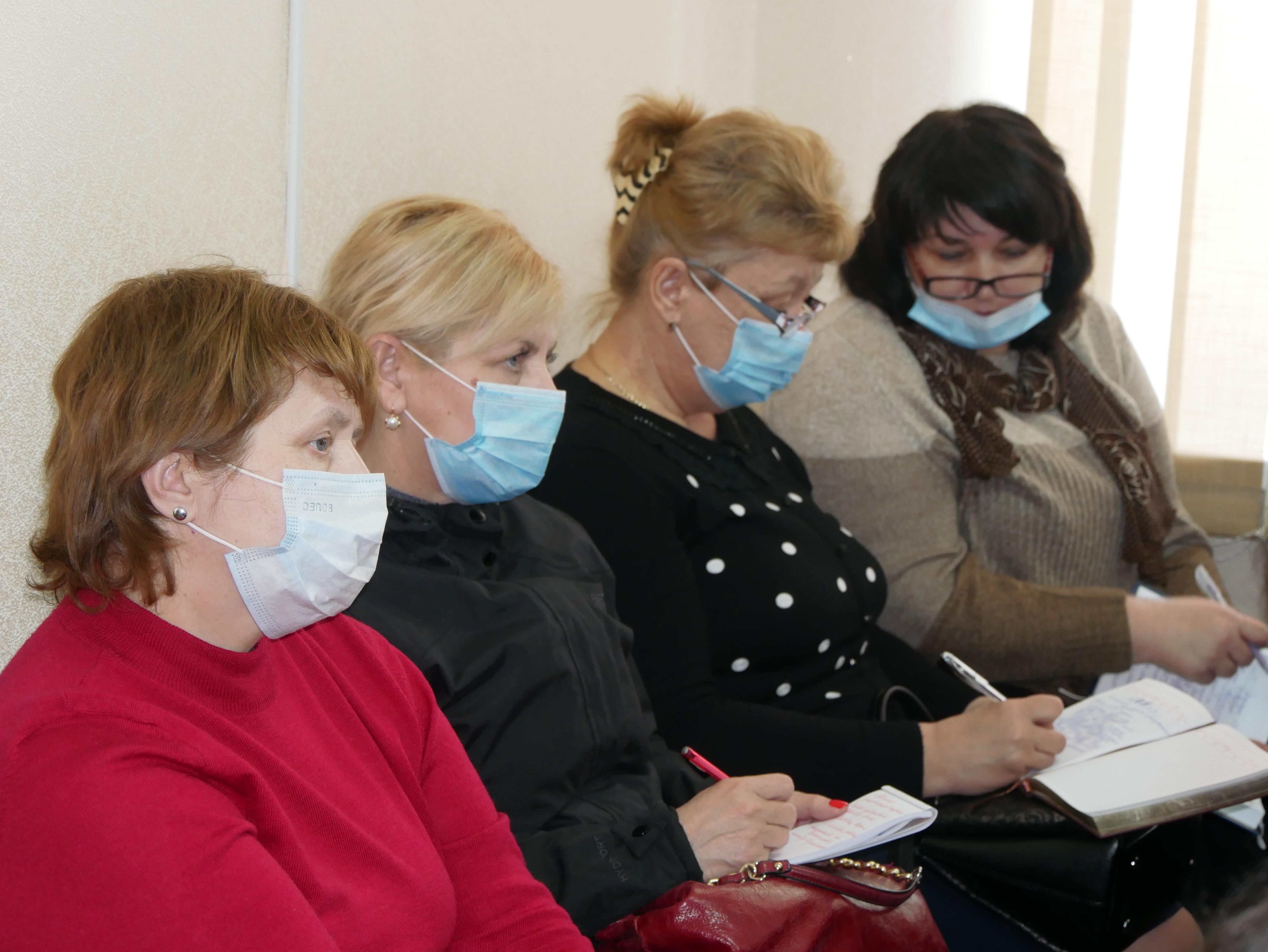 Как медиков Днепропетровщины готовят выявлять коронавирус. Новости Днепра