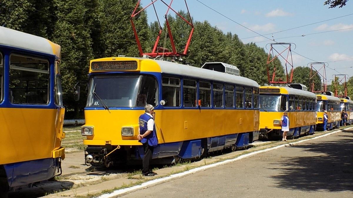 В Днепр купят еще 30 б/у трамваев. Новости Днепра