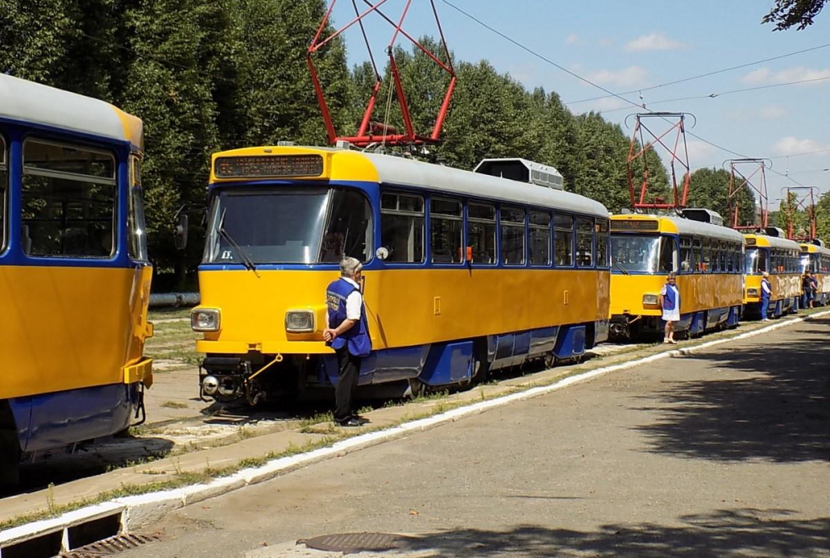 Днепр в кредит купит б/у трамваи из Германии. Новости Днепра