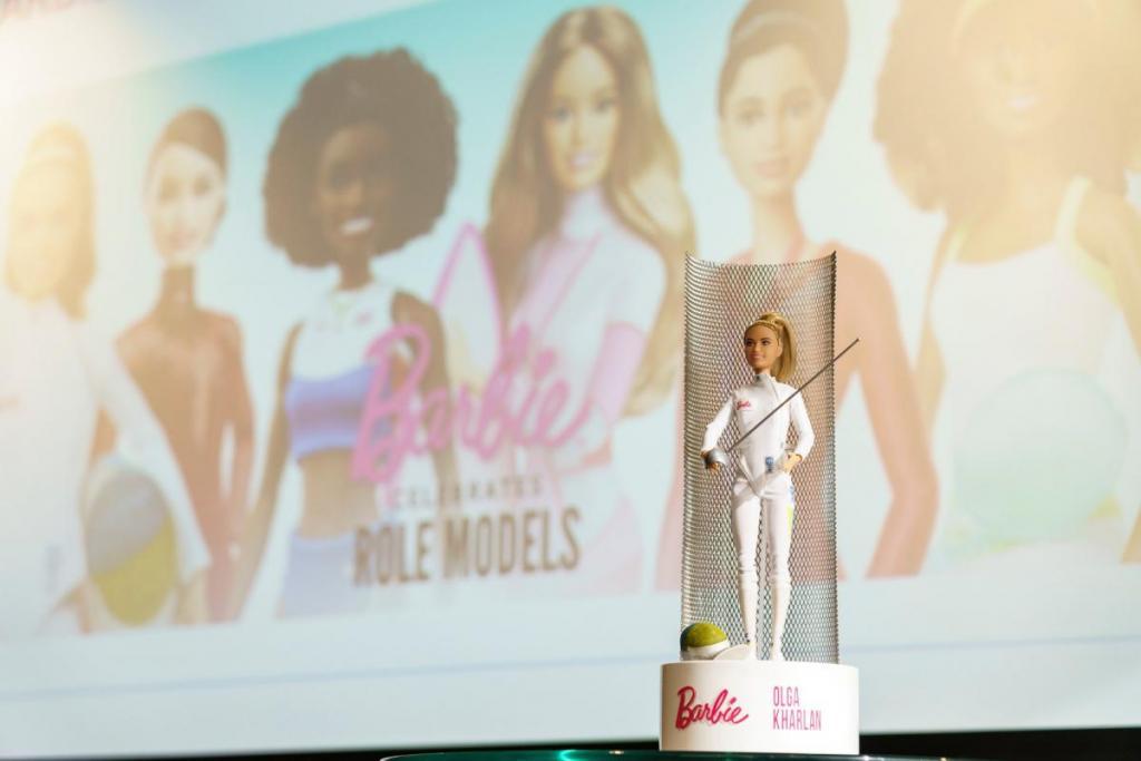 Украинская спортсменка стала прототипом куклы Барби. Новости Украины