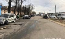 Масштабное ДТП с 4 авто в Днепре: розыск свидетелей