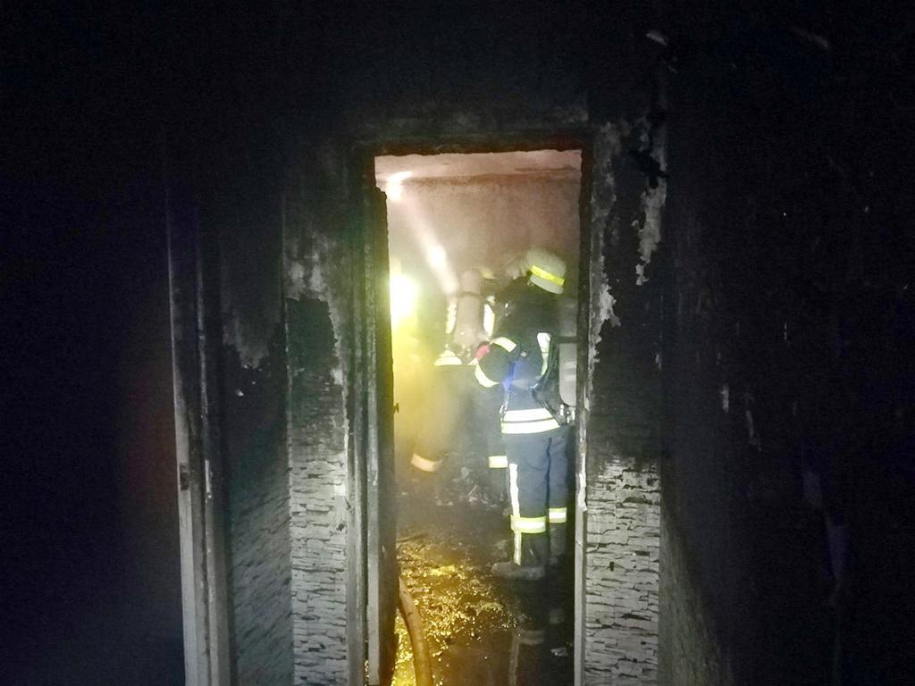 Пожар в многоэтажке: погиб мужчина, пострадал маленький ребенок. Новости Днепра