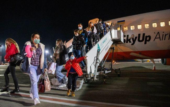 «Некоторые - своим ходом»: в Днепр возвращаются граждане из Москвы и Нью-Йорка. Новости Днепра