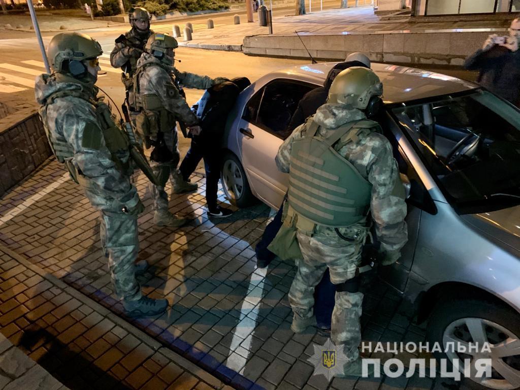 Полиция ищет свидетелей стрельбы на Титова в Днепре. Новости Днепра