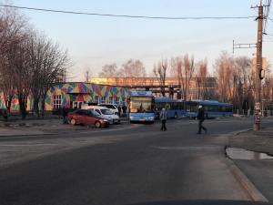 Вместительные автобусы соединят два жилмассива. Новости Днепра