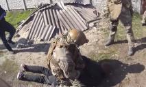 Спецоперация в Днепре: задержана вооруженная преступная группа