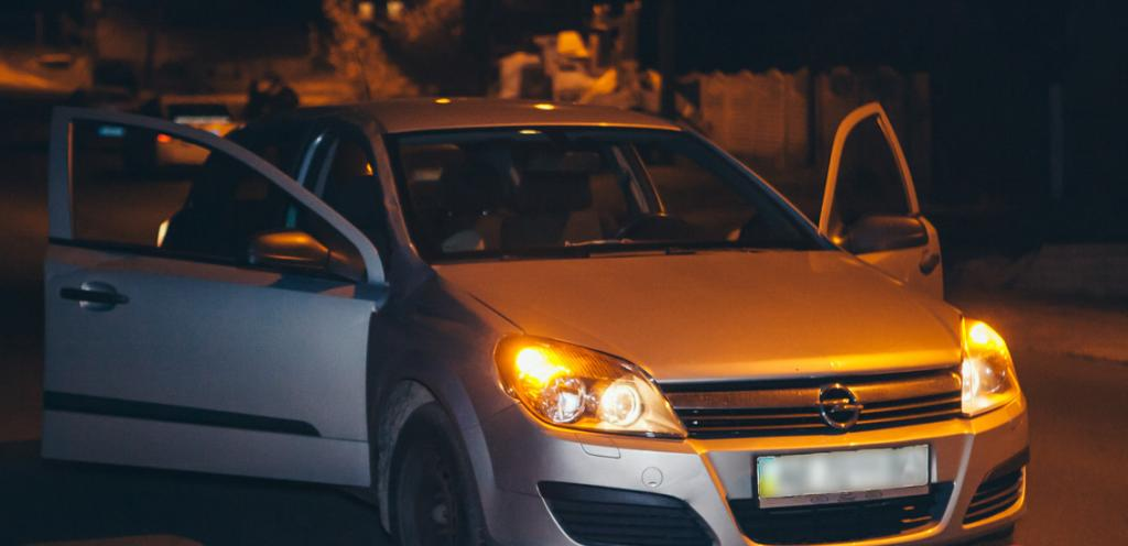 В Днепре мужчина попал под колеса автомобиля. Новости Днепра