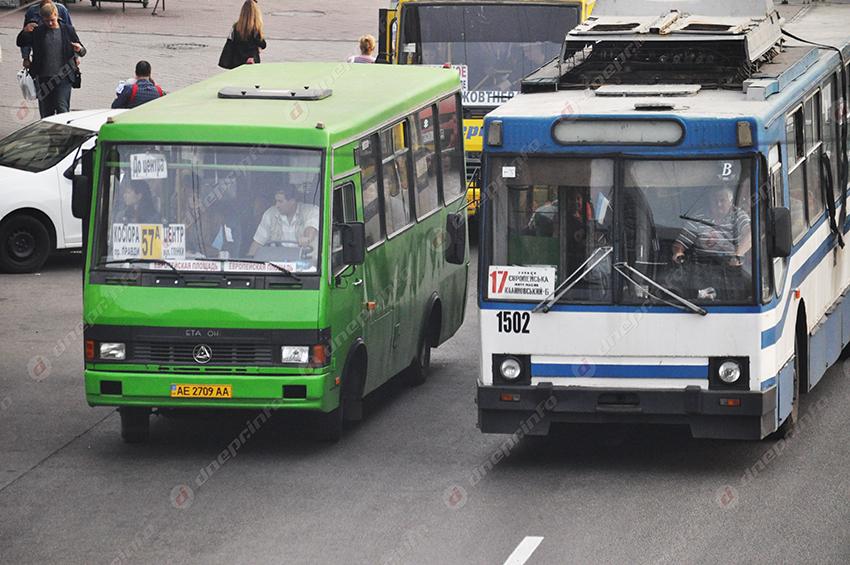 Как с завтрашнего дня в Днепре будет ходить общественный транспорт. Новости Днепра