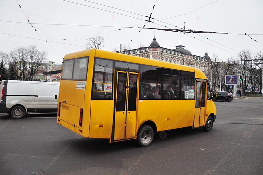В транспорт Днепра будут пускать только по пропускам. Новости Днепра