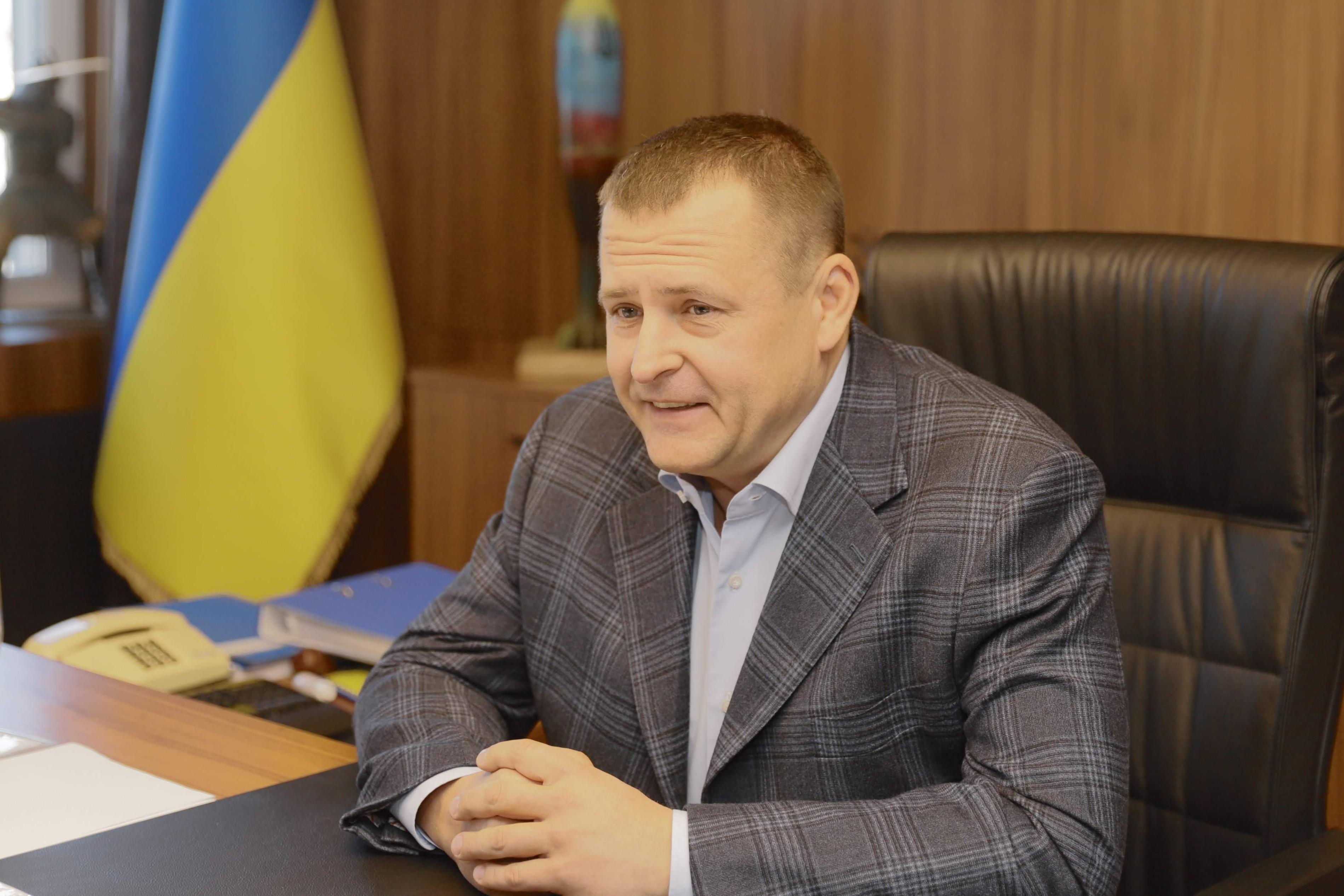 Филатов дал интервью изданию Корреспондент. Новости Днепра