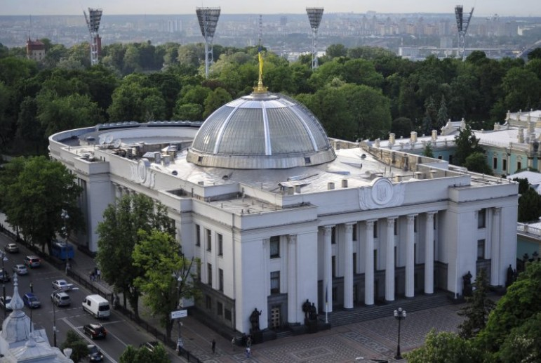 Верховная Рада уволила министров здравоохранения и финансов. Новости Украины