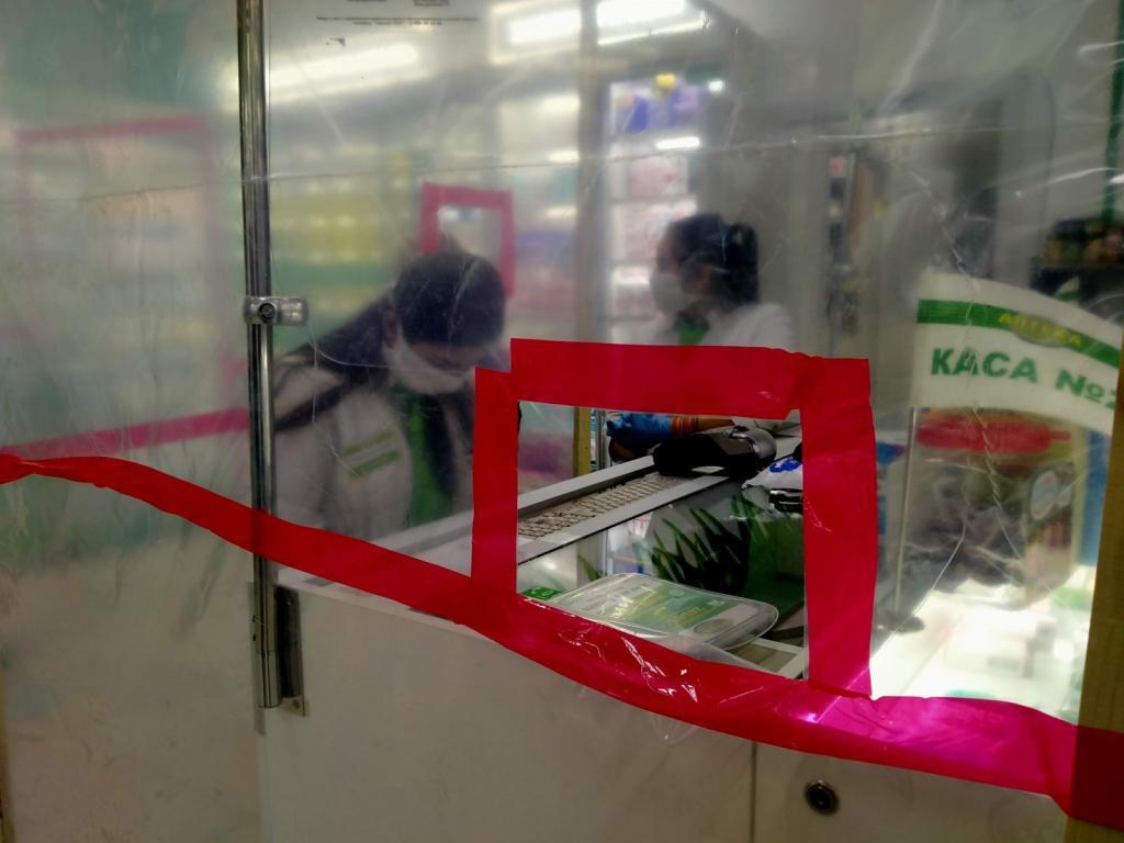 Днепряне просят изменить режим работы аптек на время карантина. Новости Днепра