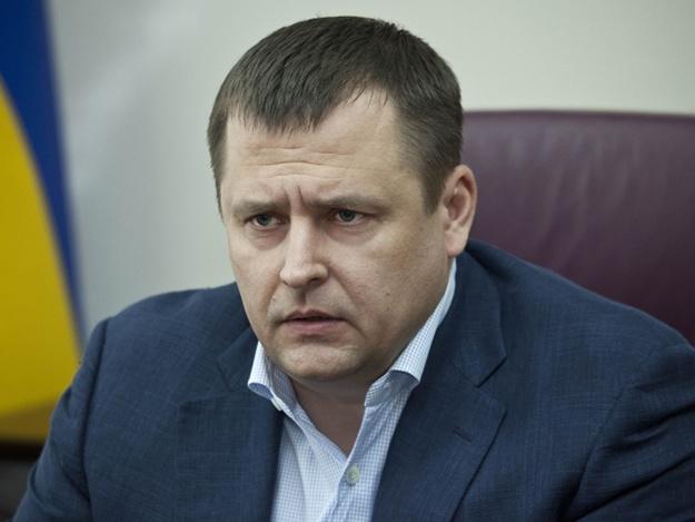Филатов осадил в прямом эфире Милованова. Новости Днепра