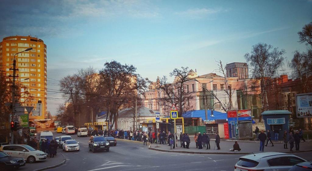 Карантин в Днепре: город на пороге транспортного коллапса. Новости Днепра